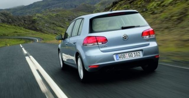 2012 Volkswagen Golf 1.4 TSI  第4張相片