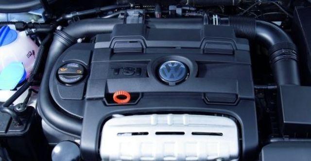 2012 Volkswagen Golf 1.4 TSI  第5張相片
