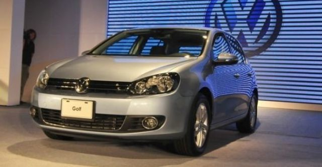 2012 Volkswagen Golf 1.6 CL  第1張相片
