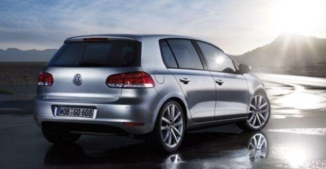 2012 Volkswagen Golf 1.6 TDI TL  第1張相片