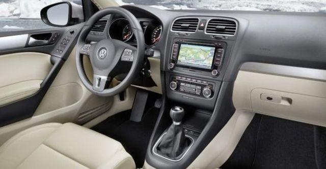 2012 Volkswagen Golf 1.6 TDI TL  第5張相片