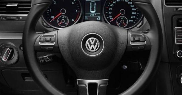 2012 Volkswagen Golf 1.6 TDI TL  第6張相片