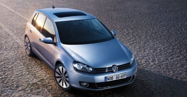 2012 Volkswagen Golf 1.6 TL  第2張相片
