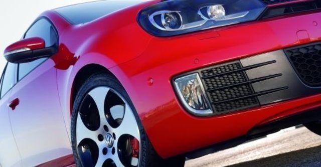 2012 Volkswagen Golf GTI  第4張相片