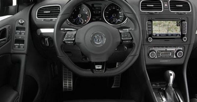 2012 Volkswagen Golf R 5D  第8張相片
