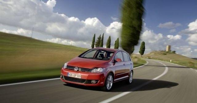 2012 Volkswagen Golf Plus 2.0 TDI  第4張相片