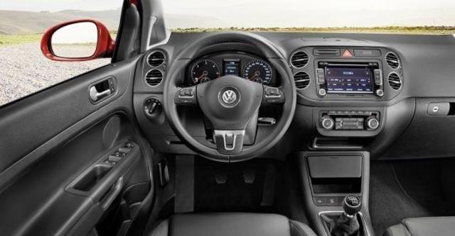 2012 Volkswagen Golf Plus 2.0 TDI  第7張相片