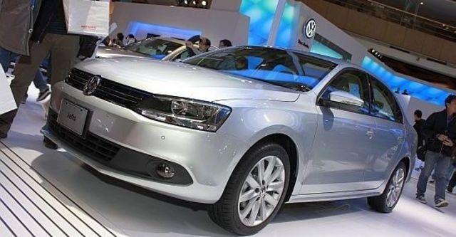 2012 Volkswagen Jetta 1.4 TSI TL  第1張相片