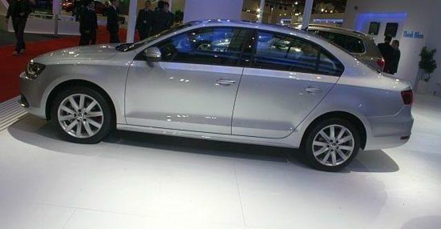 2012 Volkswagen Jetta 1.4 TSI TL  第5張相片