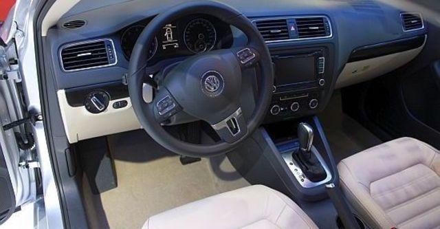 2012 Volkswagen Jetta 1.4 TSI TL  第8張相片