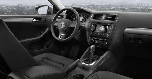 2012 Volkswagen Jetta 1.4 TSI TL  第10張相片