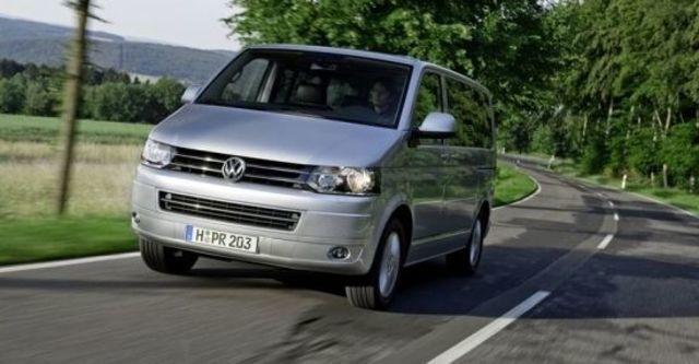 2012 Volkswagen Multivan 2.0 TDI  第2張相片
