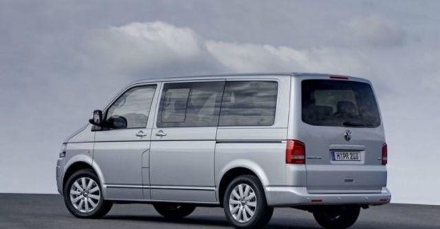 2012 Volkswagen Multivan 2.0 TDI  第3張相片