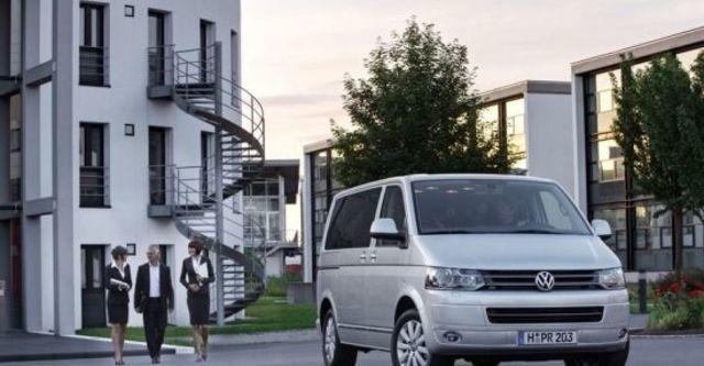 2012 Volkswagen Multivan 2.0 TDI  第4張相片