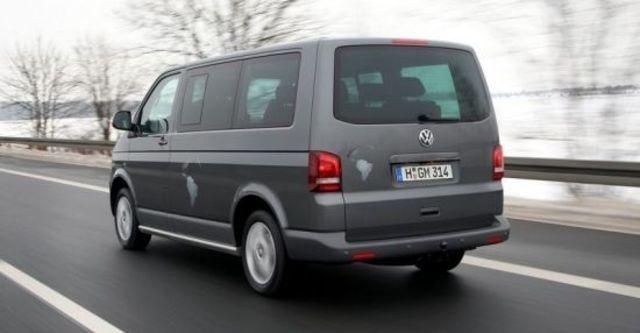 2012 Volkswagen Multivan 2.0 TDI 4Motion  第5張相片