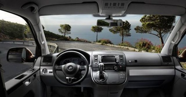 2012 Volkswagen Multivan 2.0 TDI 4Motion  第9張相片
