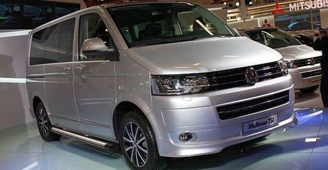 2012 Volkswagen Multivan 2.0 TSI  第1張相片