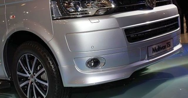 2012 Volkswagen Multivan 2.0 TSI  第3張相片