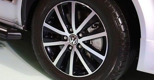 2012 Volkswagen Multivan 2.0 TSI  第4張相片