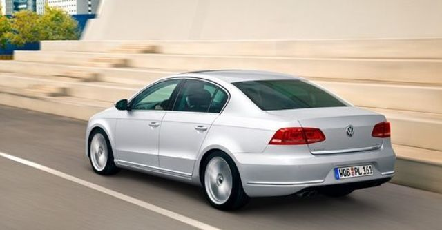 2012 Volkswagen Passat Sedan 1.8 TSI CL  第6張相片