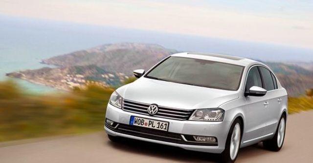 2012 Volkswagen Passat Sedan 2.0 TSI  第1張相片