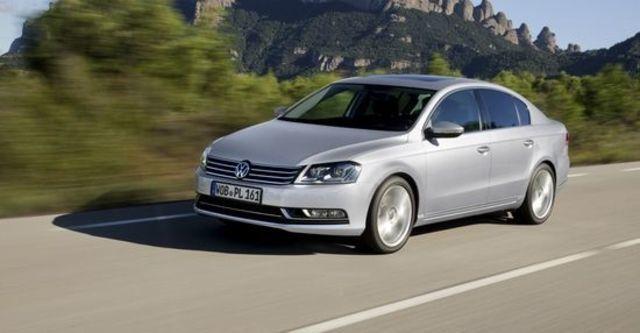 2012 Volkswagen Passat Sedan 2.0 TSI  第7張相片