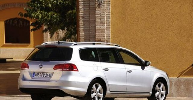 2012 Volkswagen Passat Variant 1.8 TSI  第3張相片