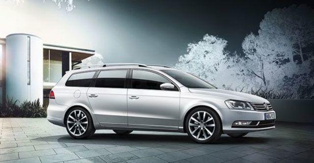 2012 Volkswagen Passat Variant 1.8 TSI  第4張相片