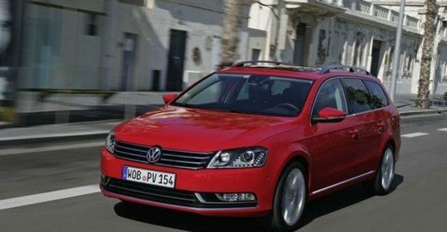2012 Volkswagen Passat Variant 3.6 V6  第1張相片