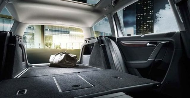 2012 Volkswagen Passat Variant 3.6 V6  第6張相片