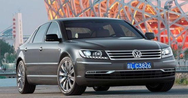 2012 Volkswagen Phaeton V6 TDI LWB Exclusive  第2張相片