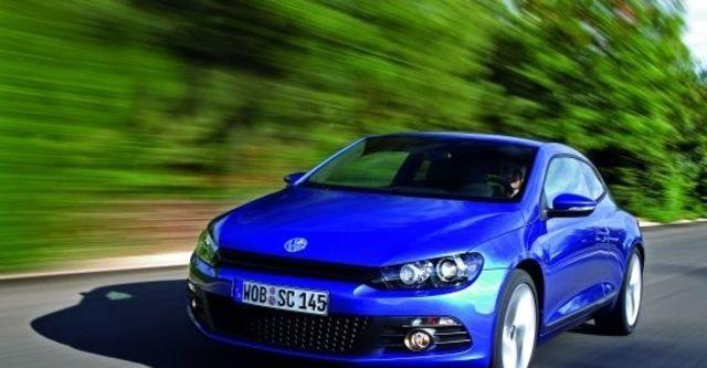 2012 Volkswagen Scirocco 1.4 TSI  第2張相片