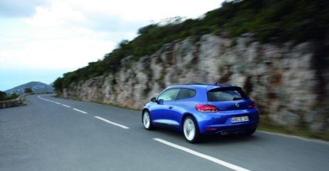 2012 Volkswagen Scirocco 1.4 TSI  第5張相片