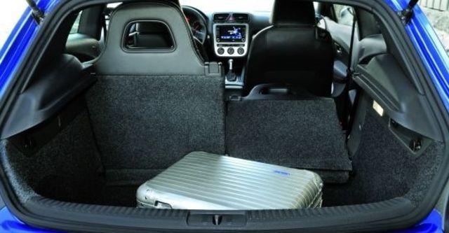2012 Volkswagen Scirocco 1.4 TSI  第8張相片