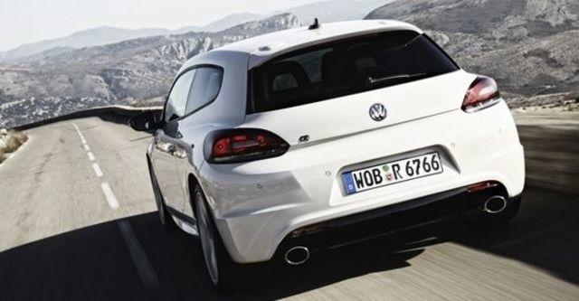 2012 Volkswagen Scirocco R  第3張相片