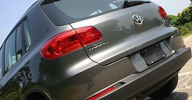 2012 Volkswagen Tiguan GP 2.0 TSI Trend & Fun  第3張相片