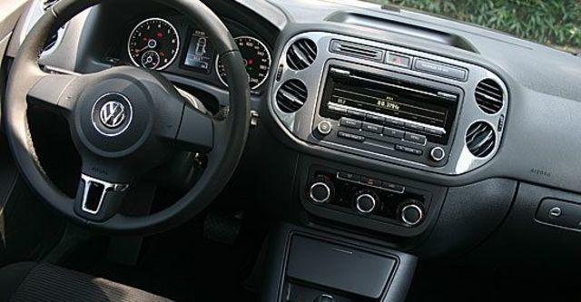 2012 Volkswagen Tiguan GP 2.0 TSI Trend & Fun  第6張相片