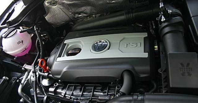 2012 Volkswagen Tiguan GP 2.0 TSI Trend & Fun  第10張相片