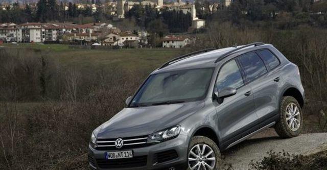 2012 Volkswagen Touareg 3.0 TDI BlueMotion  第1張相片