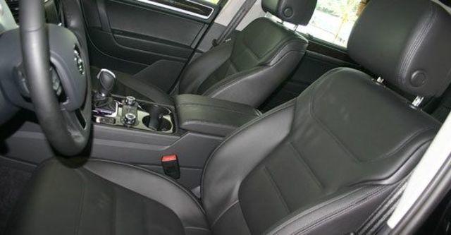 2012 Volkswagen Touareg 3.0 TDI BlueMotion  第8張相片