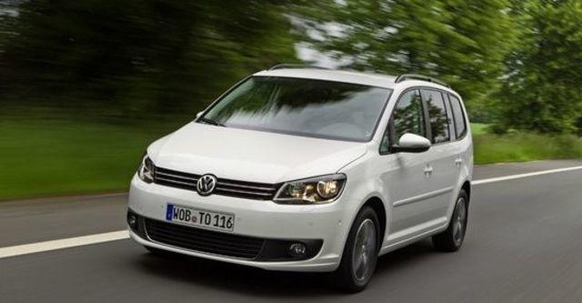 2012 Volkswagen Touran 1.4 TSI  第1張相片