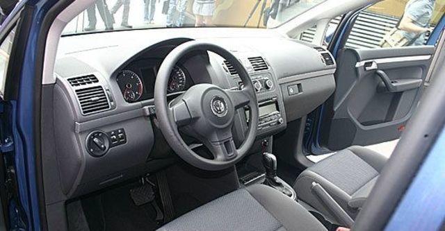 2012 Volkswagen Touran 1.4 TSI  第5張相片