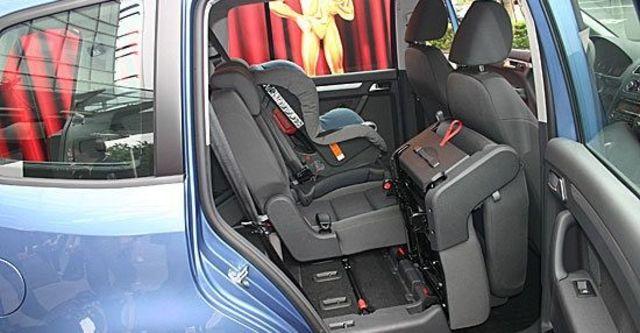 2012 Volkswagen Touran 1.4 TSI  第6張相片