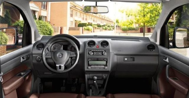 2011 Volkswagen Caddy GP 1.6 TDI  第4張相片