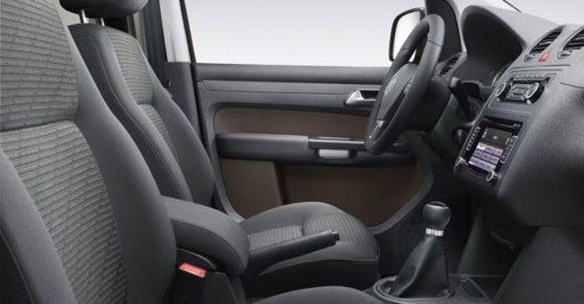2011 Volkswagen Caddy GP 1.6 TDI  第5張相片