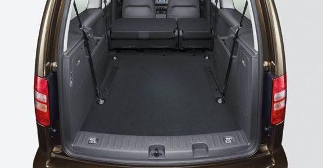 2011 Volkswagen Caddy GP 1.6 TDI  第8張相片