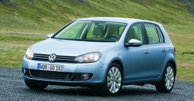 2011 Volkswagen Golf 1.4 TSI  第2張相片