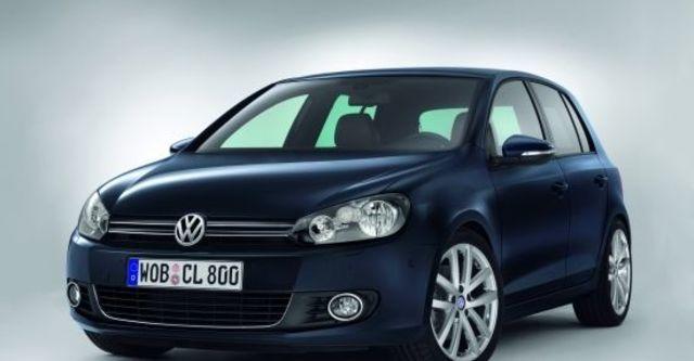 2011 Volkswagen Golf 2.0 TDI  第1張相片