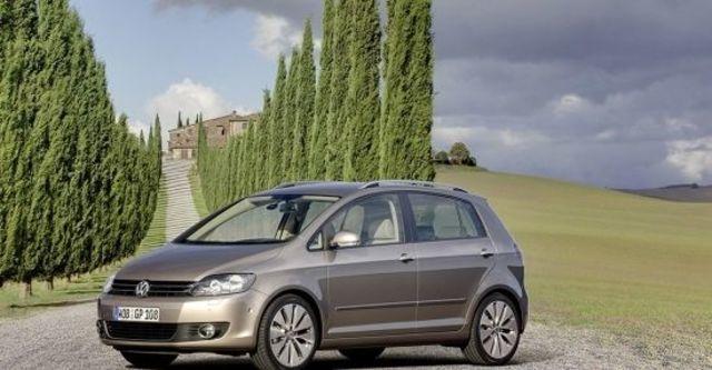 2011 Volkswagen Golf Plus 1.4 TSI  第3張相片