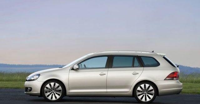 2011 Volkswagen Golf Variant 1.4 TSI  第3張相片